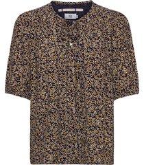 blouse blouses short-sleeved gul noa noa