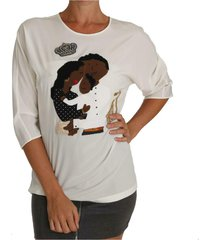 #dgfamily silk t-shirt