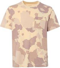 maharishi dusk camo t-shirt 6581