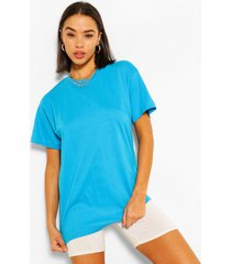 basic short sleeve t-shirt, blue