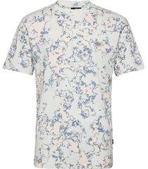 sunburg tee t-shirts short-sleeved blå dickies