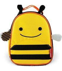 lancheira infantil skip hop zoo abelha feminina