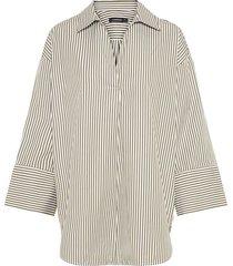 blouse iggie-mason pop stripe