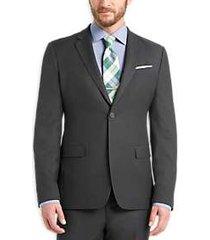 egara orange extreme slim fit suit charcoal