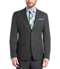 egara orange extreme slim fit suit charcoal