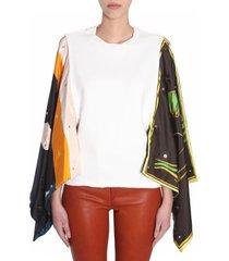 j.w. anderson cotton sweatshirt