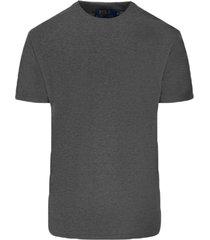 camiseta gris oscuro polo ralph lauren ssl-tsh