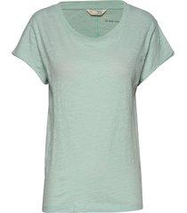 dooer t-shirt t-shirts & tops short-sleeved grön odd molly