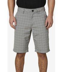 men's horizon plaid short shorts