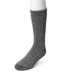 muk luks men's heat retainer socks
