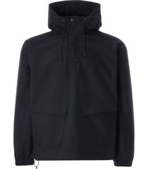 uniform bridge pullover sweatshirt | black | ubsmkan-blk