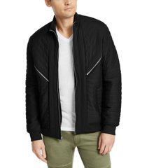 inc men's burton quilted jacket, created for macy's