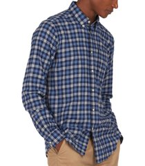 barbour men's country check shirt