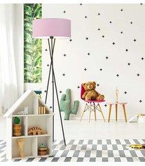 lampa do pokoju dziecka paryż abażur walec