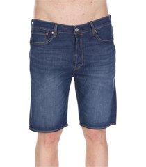 bermuda shorts in denim shorts