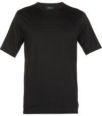 ermenegildo zegna plain color t-shirt