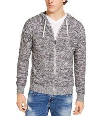 inc men's porta hooded zip sweater