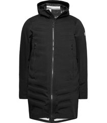 the gore tex cotton parka parka jacka grå sail racing