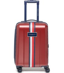 "tommy hilfiger riverdale 22"" carry-on luggage, created for macy's"