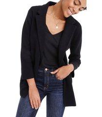 women's j.crew new lightweight sweater blazer