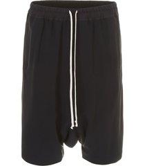 rick owens ricks pods bermuda shorts