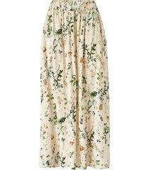 kjol objalba long skirt 109