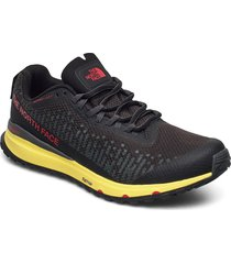 m ultra swift fl shoes sport shoes running shoes svart the north face