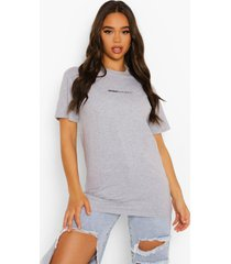 invent yourself t-shirt, grey marl