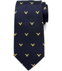 men's cufflinks, inc. 'golden snitch' silk tie, size regular - none