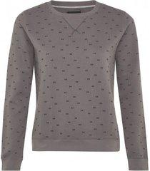 mexx sweater women nt1804013w dark grey