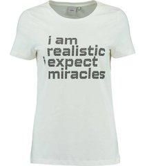 t-shirt camino offwhite