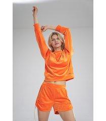bluza m760 pomarańcz