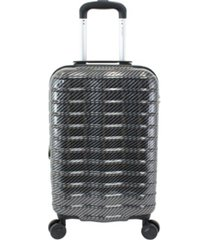 "chariot wave 20"" hardside luggage carry-on"