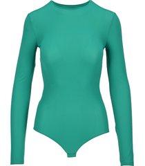 martin margiela long sleeves bodysuit