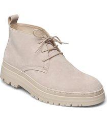james desert boots snörskor beige vagabond