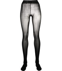 wolford fatal 50 seamless tights - black