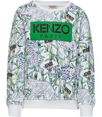 jake sweat-shirt trui multi/patroon kenzo