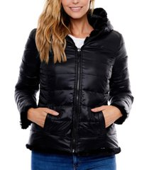 be boundless freeform reversible zip jacket