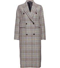 fidelia jacket 10426 dunne lange jas wit samsøe samsøe