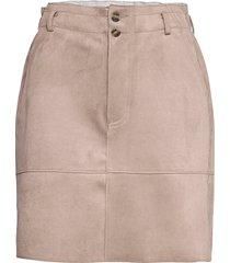 skirts woven kort kjol rosa esprit casual
