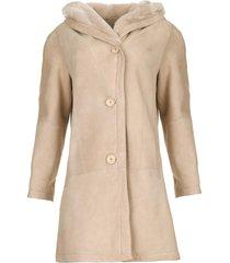 lammy coat babina  beige