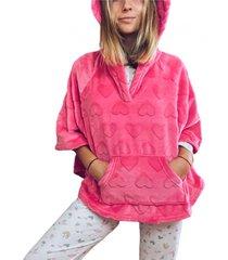 buzo rosa vöe roma pijama
