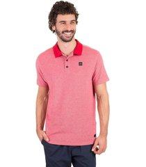camisa polo elevated basic 2.0 oakley
