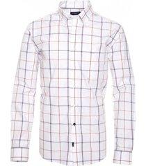 camisa casual escocesa mcgregor