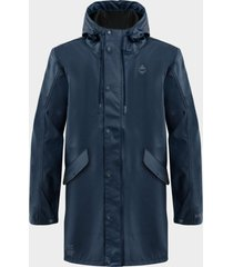 chaqueta vanir impermeable coat navy  gnomo