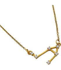 collar constelacion libra