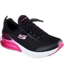 zapatos mujer  skech-air stratus-sparkling w negro skechers