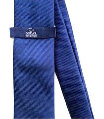 corbata azul oscar de la renta 02-gk4405-d