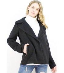 chaqueta parís negra jacinta tienda