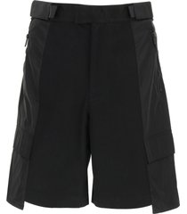 a-cold-wall cargo core shorts